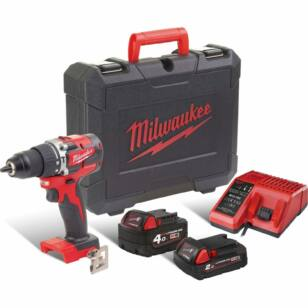 Milwaukee M18 CBLPD-422 Ütvefúró-Csavarozó (4933472116)