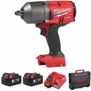 Milwaukee M18FHIWF12-502X Fuel Ütvecsavarozó 1356Nm (4933459696)
