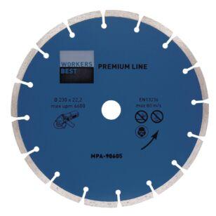 Gyémánt vágókorong 230 mm Premium line