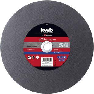 Kwb vágókorong 355x25,4x3 mm közepes (49791975)