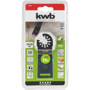 KWB Fűrészlap 34MM (709194)
