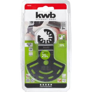 KWB Fűrésztárcsa 80MM (708550)