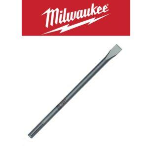 Milwaukee SDS-Max 400 mm Lapos Véső (4932399303)