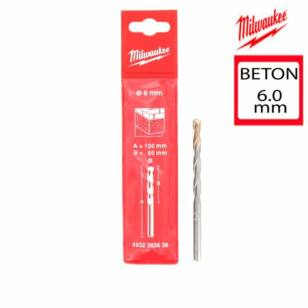 Milwaukee 6 / 100 Betonfúró (4932363636)