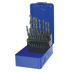 Workers Best Csigafúró készlet 19 részes 1,0-10,0mm