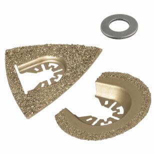 Wolfcraft tartozékkészlet kő/csempe vibrációs fűrészhez