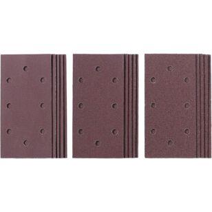 Kwb tépőzáras csiszolópapír 187x93 mm 15db (49817985)