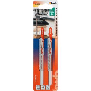 KWB extra hosszú fűrészlap fémre 132mm 2DB (624220)