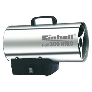 Einhell HGG-300 N Hőlégfúvó, gázfűtő, gázhősugárzó (2330910)