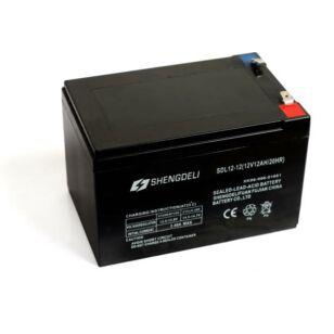 Akkumulátor kapacitás: 12 V/10Ah, Üzemidő: egy feltöltéssel 4-6 óra