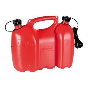 Kettős Üzemanyag kanna 6+3 Liter