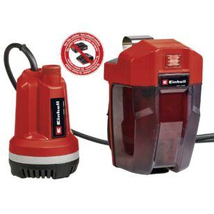 Einhell GE-PP 18 RB Li-Solo Akkumulátoros búvárszivattyú tiszta vízhez (4170429)