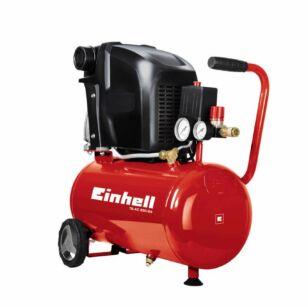 Einhell TE-AC 230/24 kompresszor, olajkenésű 24 l, 8 bar, 1,5 kW