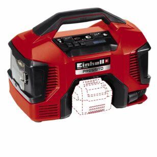 Einhell TE-AC 18/11 Li Pressito Solo akkumulátoros hibrid kompresszor Akku és töltő nélkül (4020460)