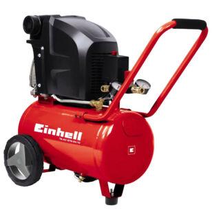 Einhell TE-AC 270/24/10 kompresszor 24 l, 10 bar, 1,8 kW