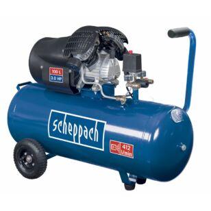 Scheppach HC 100 DC Olajkenésű Kompresszor 100L (5906120901)