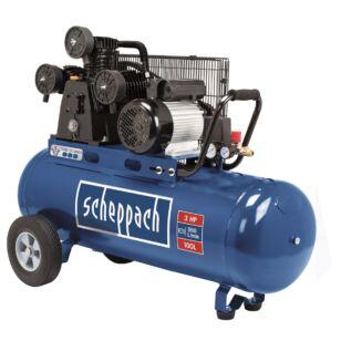 Scheppach HC 550 TC Kompresszor 10Bar, 100L (5906136901)