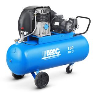 ABAC A39 150 CT3 kompresszor 150 l, 10 bar, 2,2 kW, 400 V