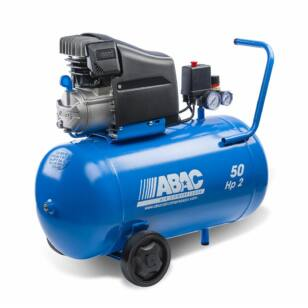 ABAC Line Montecarlo L20 olajkenéses kompresszor 50 l, 10 bar, 1,5 kW
