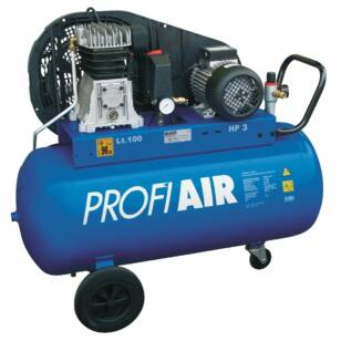 ProfiAir 400/10/100 Kompresszor 2,2 kW, 400V, 10 bar, 100l