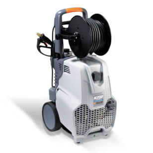 COMET K 250 13/190T TSR Extra ipari magasnyomású mosó, szennymaróval