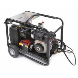 COMET FDX HOT CUBE 16/200 B Forróvizes, benzinüzemű robbanómotoros magasnyomású mosó