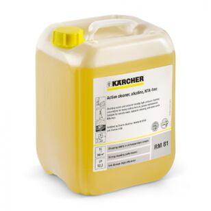 Karcher RM 81, Aktív tisztítószer