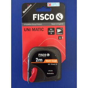 Fisco 2007 mérőszalag 2 Méter Segítség