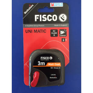 Fisco 2008 mérőszalag