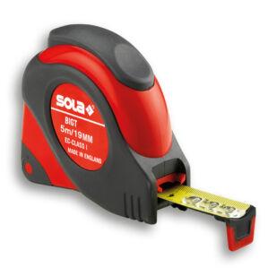 Sola BIGT5 Mérőszalag 5 Méteres Segítség