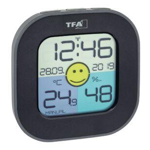 TFA Thermo/Hygro Digitális hő- és páratartalommérő (30.5050.01)