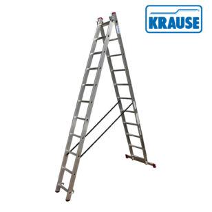 Krause CORDA 2*11 fokos többcélú Létra