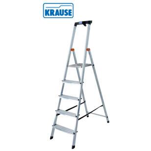 Krause MONTO Safety 5 fokos állólétra