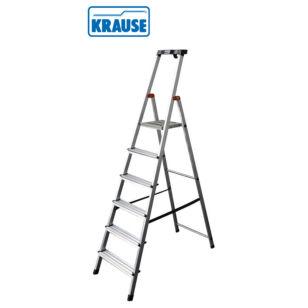Krause MONTO Safety 6 fokos állólétra