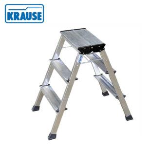 Krause MONTO Rolly 2*3 fokos összecsukható fellépő alumínium