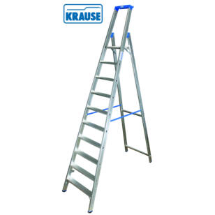 Krause STABILO 10 Lépcsőfokos állólétra