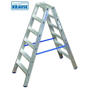 Krause STABILO 2x6 lépcsőfokos járható létra