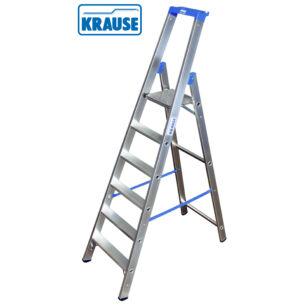 Krause STABILO 6 Lépcsőfokos állólétra (124531)