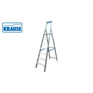 Krause STABILO 7 Lépcsőfokos állólétra (124548)