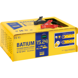 GYS Batium 15/24 Automata akkumulátortöltő