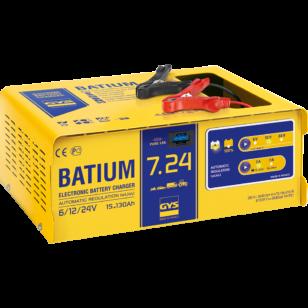 GYS Batium 7/24 Automata akkumulátortöltő