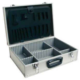 Szerszámkoffer Aluminium