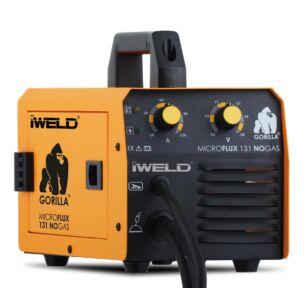 IWELD Gorilla Microflux 131 Nogas Hegesztő