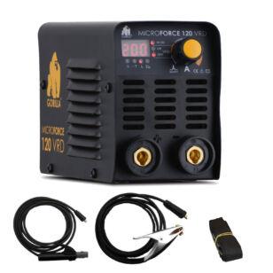 Gorilla Microforce 120 VRD Inverteres hegesztő (80MROFRC120)
