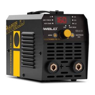 IWELD Gorilla Pocketpower 170 IGBT VRD Inverteres hegesztő