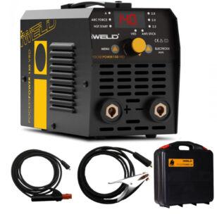 IWELD Gorilla Pocketpower 150 IGBT Inverteres hegesztő + KOFFER