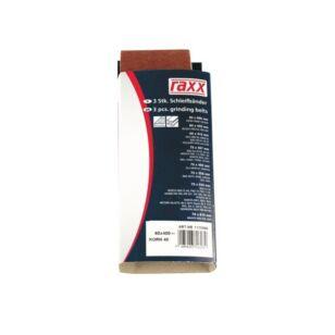 Csiszolószalag 100*610 / K60  3 db/csomag