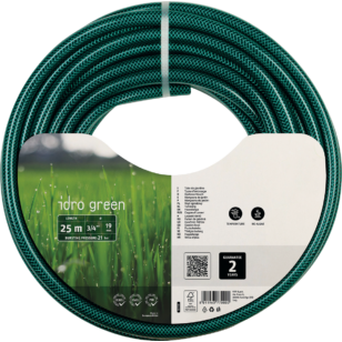 """Fitt Locsolótömlő 1/2"""" 20 M IDRO Green"""