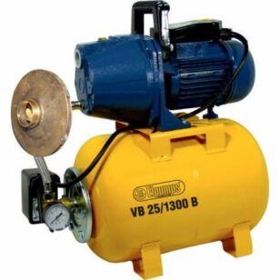 Elpumps VB 25/1300B Házi Vízmű Bronzlapát 1300W -9/47M 90L