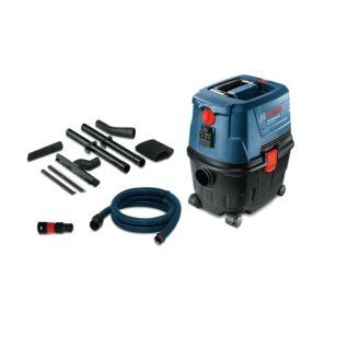 Bosch GAS 15 PS Professional Nedves/száraz porszívó